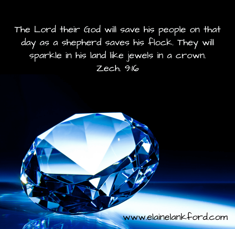 Let God Unearth the Diamond in You! -